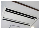 天井埋込型(2方向吹き出し)